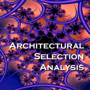 Architectural Selection Analysis