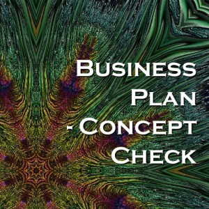 Business Plan - Concept Check