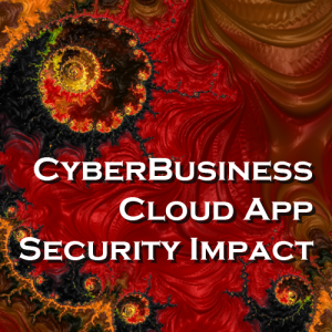CyberBusiness Cloud App Security Impact