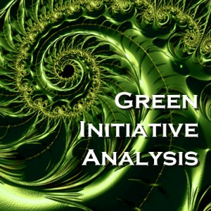 Green Initiative Analysis