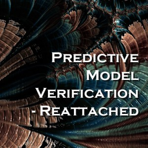Predictive Model Verification - Reattached