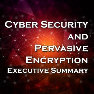 Cyber Security and Pervasive Encryption - A Summary