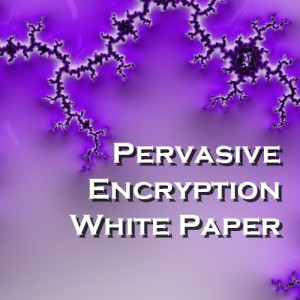 Pervasive Encryption