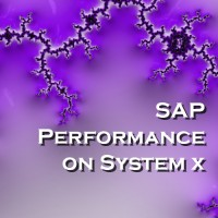 SAP Performance on System x
