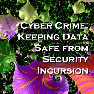 Cyber Crime: Keeping Data Safe from Security Incursions - A Summary