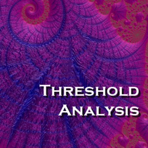 Threshold Analysis