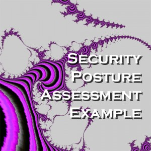 Security Posture Assessment Overview
