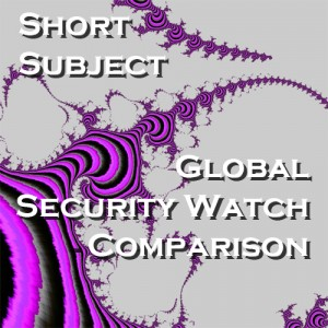 Global Security Watch Product Comparison